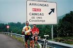Algeciras-Lagos de Covadonga