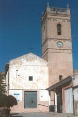 Fuenterrobles Iglesia de Santiago Apostol