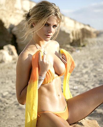 New Body Painting Brooklyn Decker