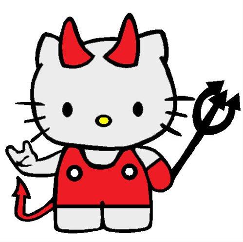 hello kitty devil wallpaper. hello kitty devil. Devil#39;s Night; Devil#39;s Night