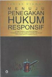 Cover Buku Menuju Penegakan Hukum Responsif