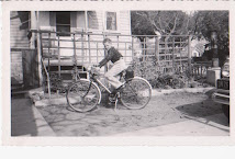 "MY SECOND ""CYCLE"" USA 1953"