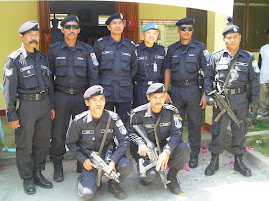 Malaysian Police step in to ensure safety