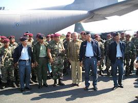 Malaysian Army left Timor Leste