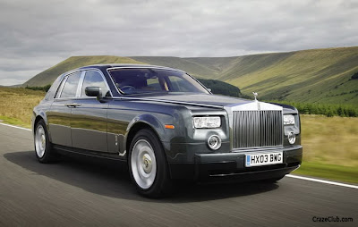 Beautiful Rolls Royce Phantom Photos