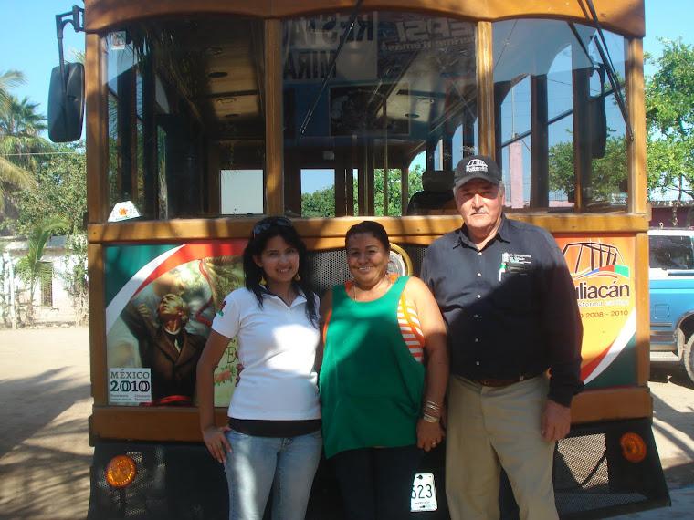 Dirección de Turismo Municipal promueve cada Sabado un recorrido a esta Bahia abordo del Turibus