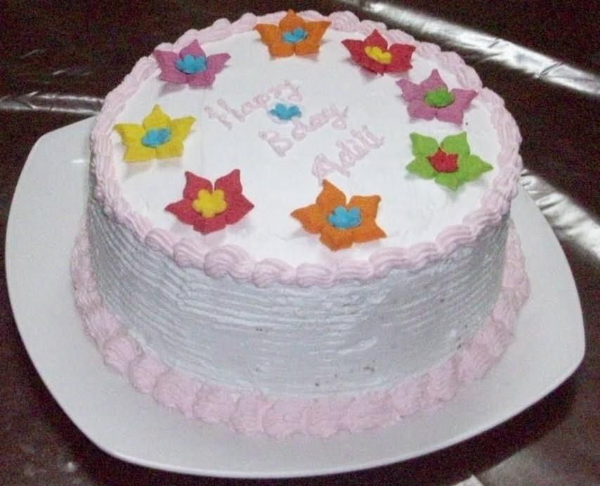 Birthday Cakes Images For Name Aditi ~ Cakes january