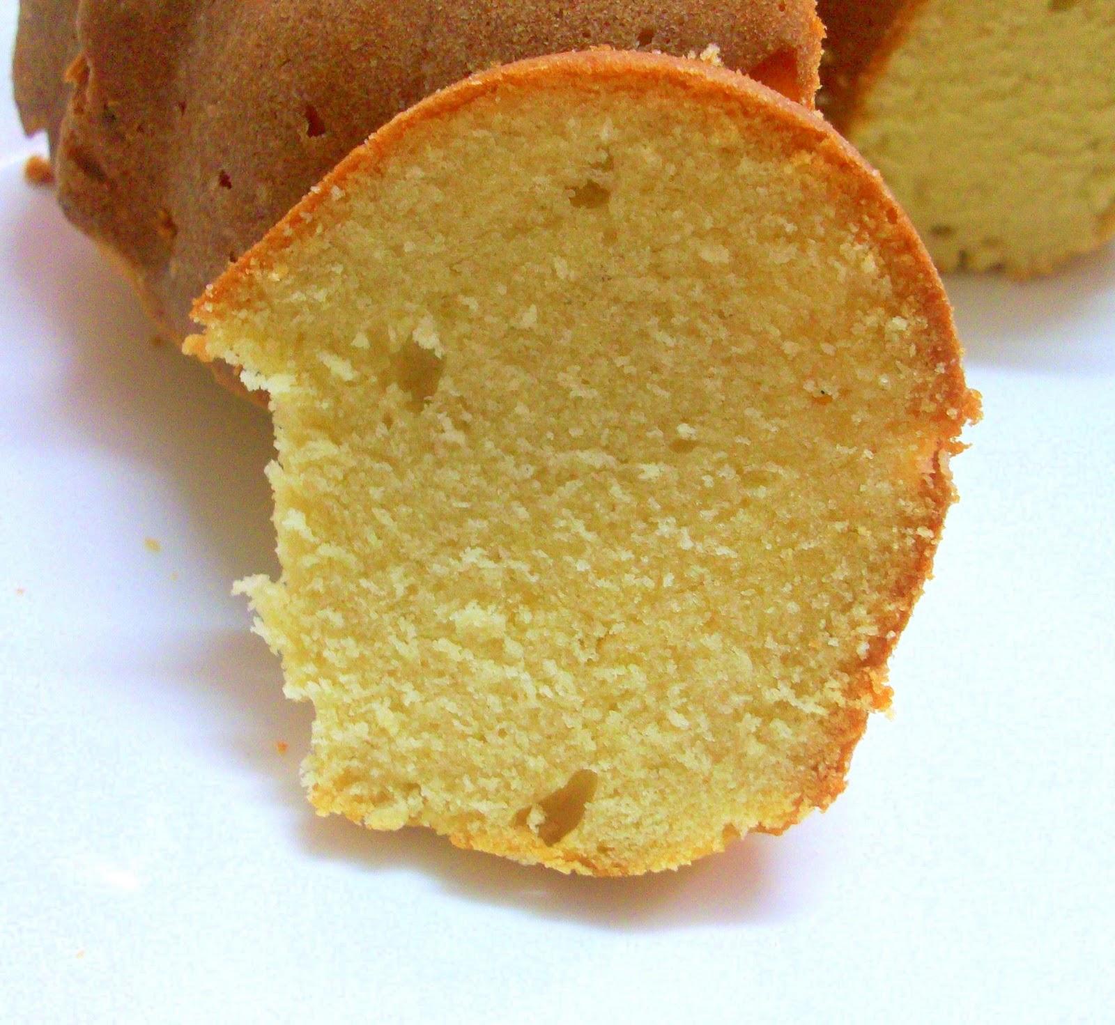 Bundt Cakes Made With Cake Flour