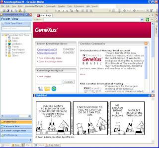 """Imagen de """"Dilbert dentro de GeneXus Rocha"""""""