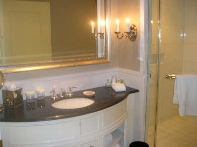 Bathroom in Waldorf Astoria Hotel in New York