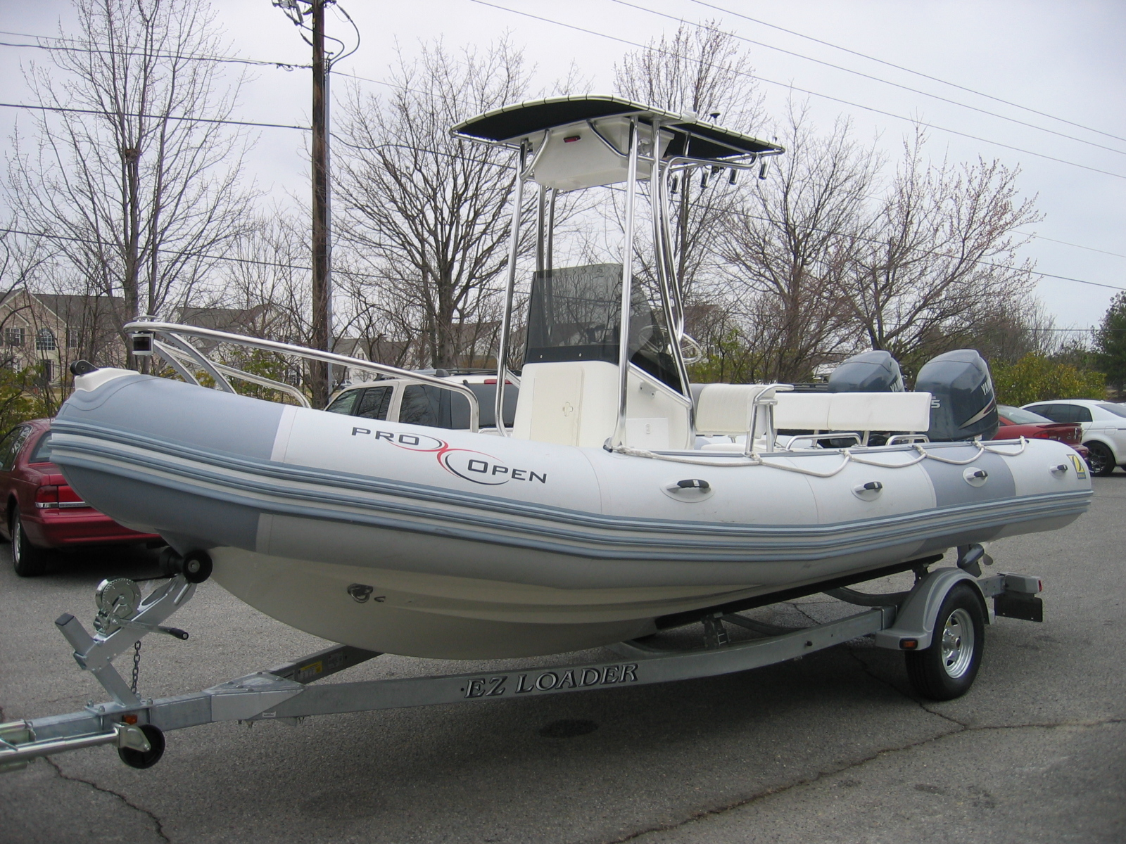 Used Zodiac Inflatable Dinghy For Sale
