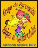 Blog Grupo de Percurssão Anjos e Querubins