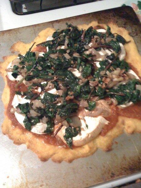 [polenta+pizza]
