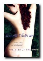 Written in the body - Jeanette Winterson