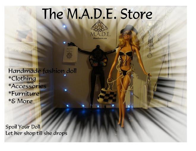The M.A.D.E. store