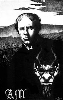Arthur Machen, illustrazione di John Coulthart