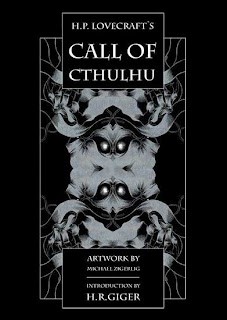 H.P. Lovecraft's Call of Chtulhu, 2010, copertina