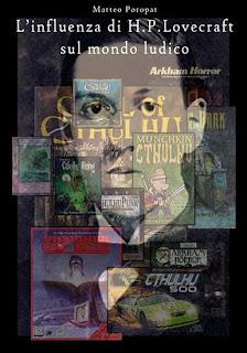 L'influenza di H.P. Lovecraft sul mondo ludico, 2010, copertina
