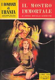 Il Mostro Immortale, 1955, copertina