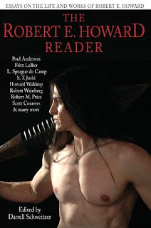 The Robert E. Howard Reader, 2010, cover