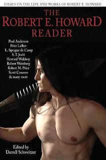 The Robert E. Howard Reader, 2010, cover