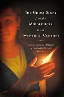The Ghost Story from the Middle Ages to the Twentieth Century, 2010, copertina