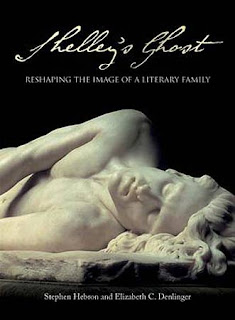 Shelley's Ghost, 2010, copertina