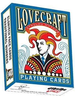Cthulhu Lives! Lovecraftian Playing Cards, 2010