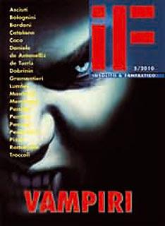 Vampiri, IF – Insolito e Fantastico n. 5, 2010, copertina