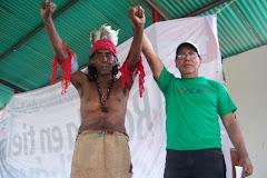 De la mano de nuestros ancestros Accionamos en Venezuela