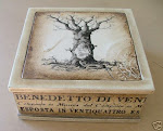 Tree of Life Memory Box by Sid Dickens