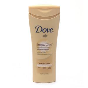 Dove Energy Glow Lotion