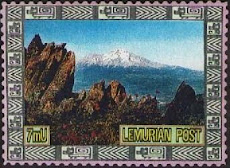 MT. SHASTA FOLKLORE: metaphysical art and cinderella stamps.