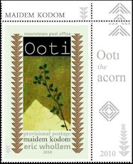 CONCOW MAIDU FAUX POSTAGE STAMPS: cyberstamp editions from Maidem Kodom