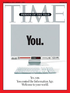 Time Magazine Person of the Year is You, Gr33ndata