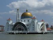 Mosque In Melacca