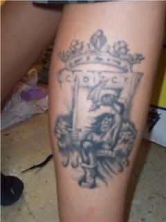 Tatuajes Cadiz brigadas amarillas 1982
