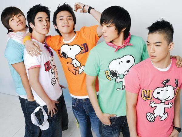 Big Bang 1st Single