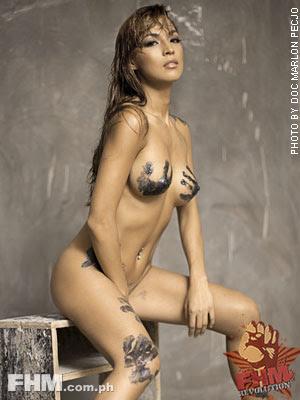 aubrey miles nude playboy
