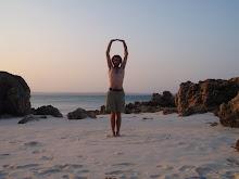 spiaggia di chocas - Mozambico