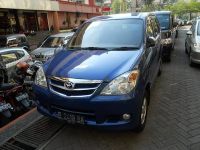 Rental Mobil Azzam Cabang Cibubur Jakarta
