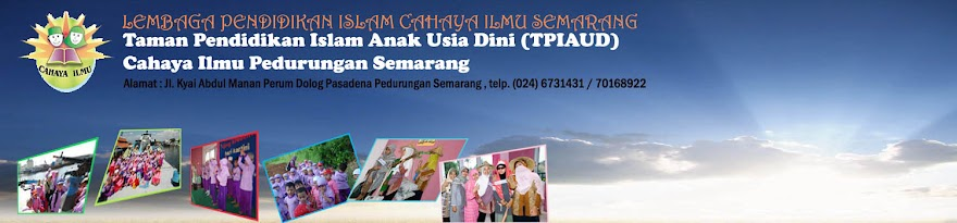 TPI-AUD CAHAYA ILMU SEMARANG