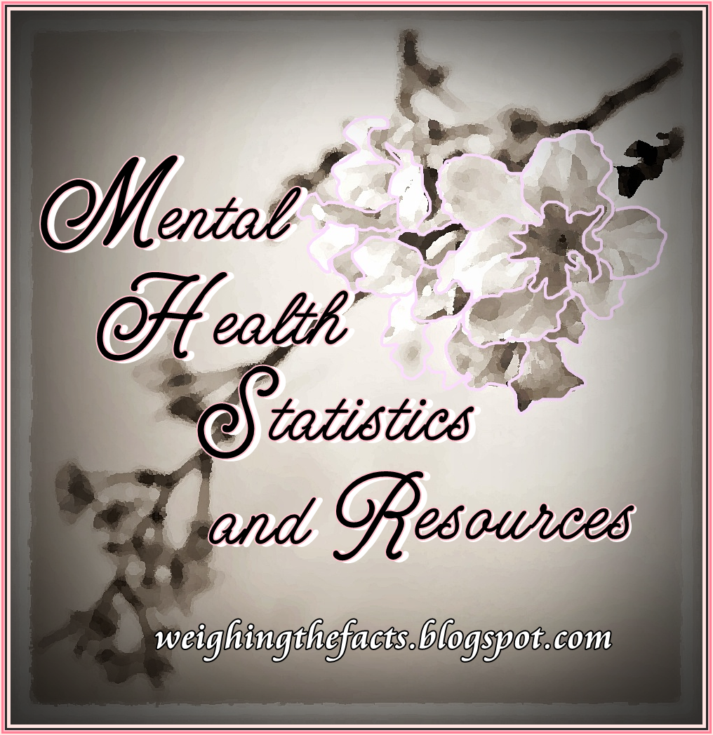 Mental Health Statistics and