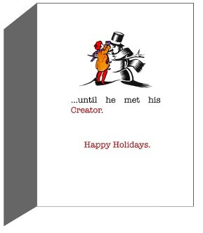 Kate Harper Blog: Most Unusual Christmas Cards: Editor Picks