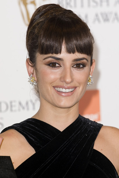 Penelope Cruz Hair, Long Hairstyle 2013, Hairstyle 2013, New Long Hairstyle 2013, Celebrity Long Romance Hairstyles 2187