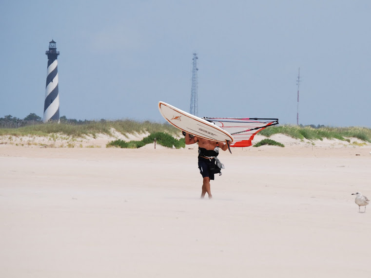 Lifeguard Beach, Hatteras