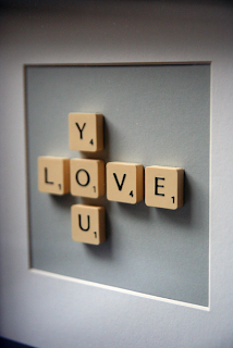 Scrabble LOVE YOU Picture