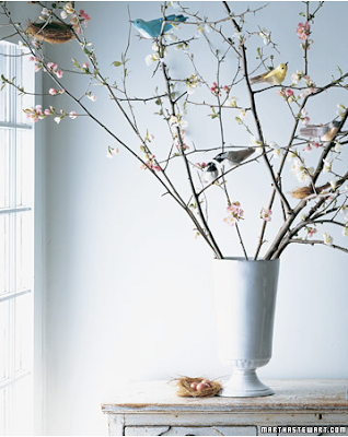 Spring Birds Tree by Martha Stewart