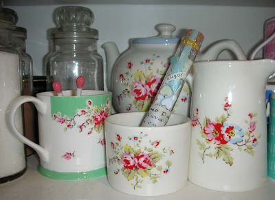 Cath Kidston tea set