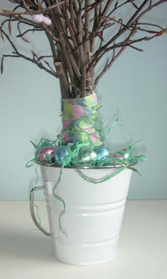 Easter tree base